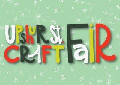 Upshur Street Craft Fair