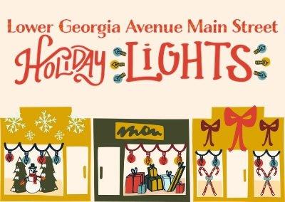 LGAMS Holiday Lights